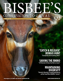 Bisbee's Conservation Journal Cover Image | Issue 02